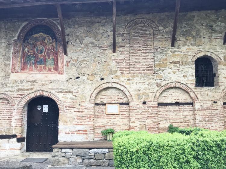 Eglise Arbanasi