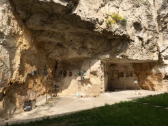 eglise dans la roche 9