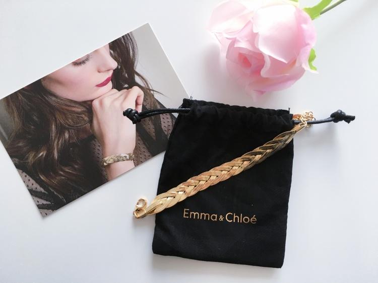 Emma & Chloé avril bracelet