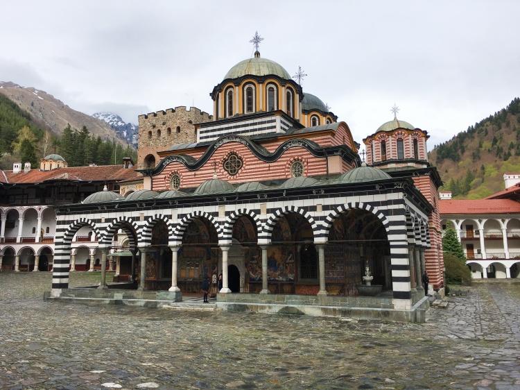 Monastere RILA