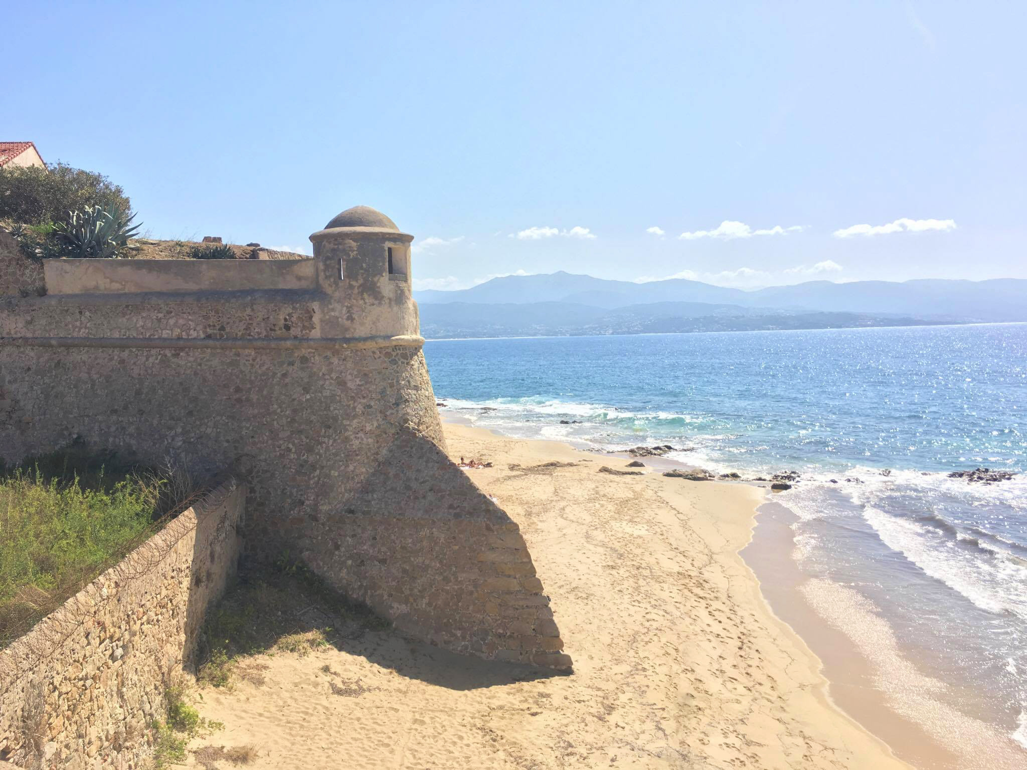 Citadelle Ajaccio