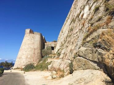 Remparts Calvi