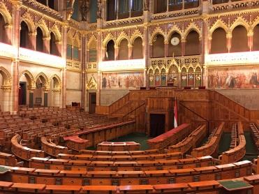 interieur parlement